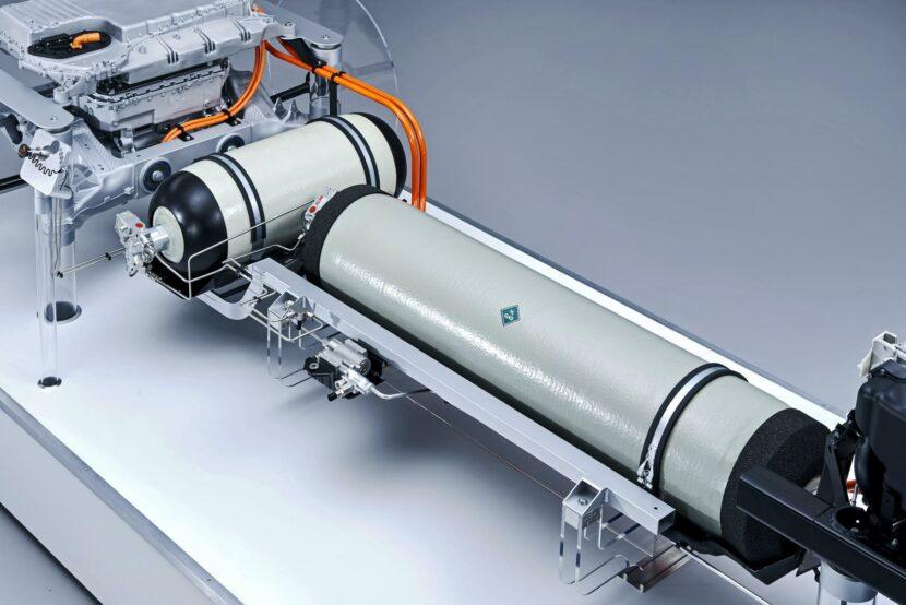 powertrain for the BMW i Hydrogen NEXT 09 830x554