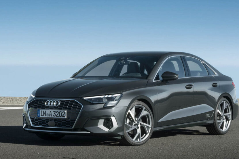 2020 Audi A3 Sedan vs BMW 2 Series Gran Coupe 13 830x553