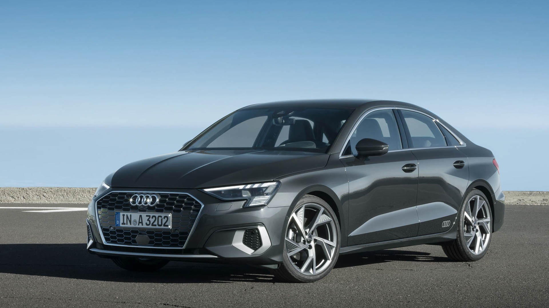 2020 Audi A3 Sedan vs BMW 2 Series Gran Coupe 13