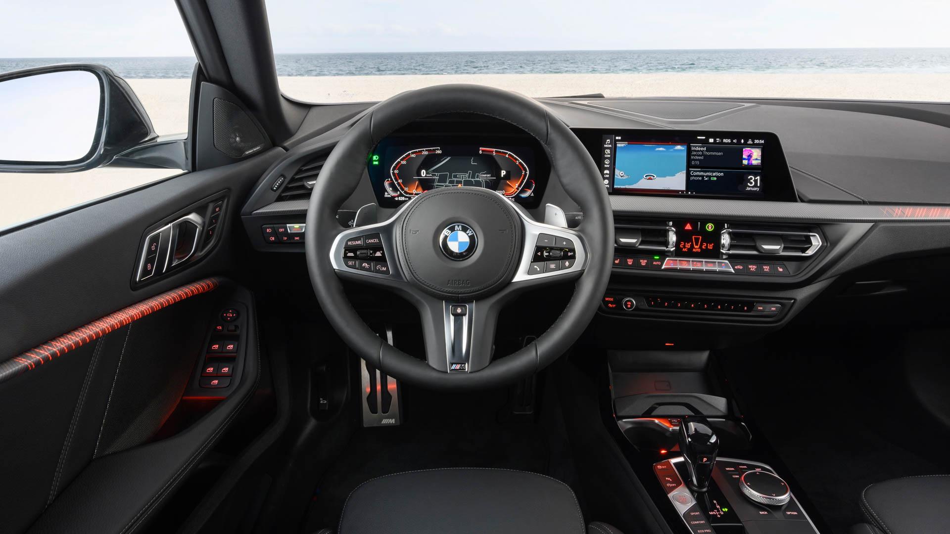 2020 Audi A3 Sedan vs BMW 2 Series Gran Coupe 8