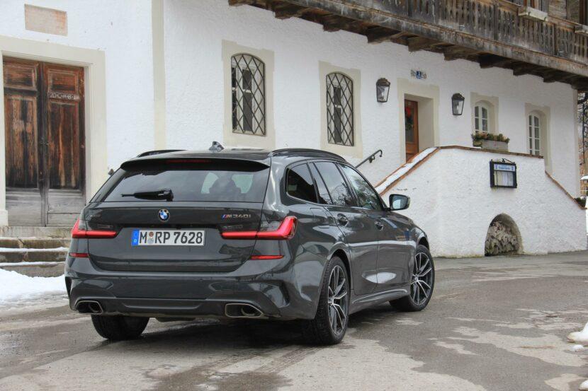 2020 BMW M340i Touring test drive 24 830x553