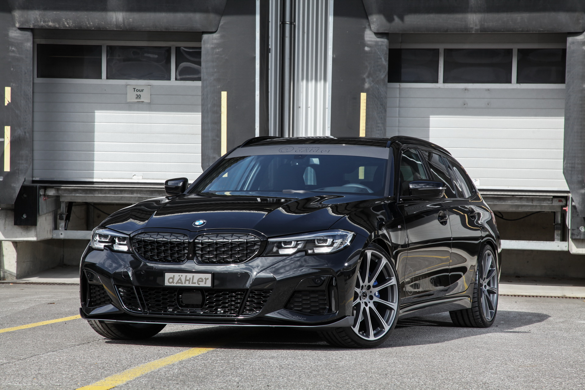 Dahler Unveils Tuning Kit For Bmw M340i With M3 Rivaling Numbers Pistonleaks