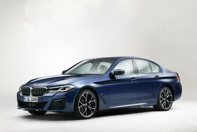 2021 bmw 5 series facelift lci 830x556