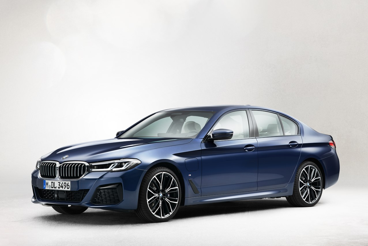2021 bmw 5 series facelift lci