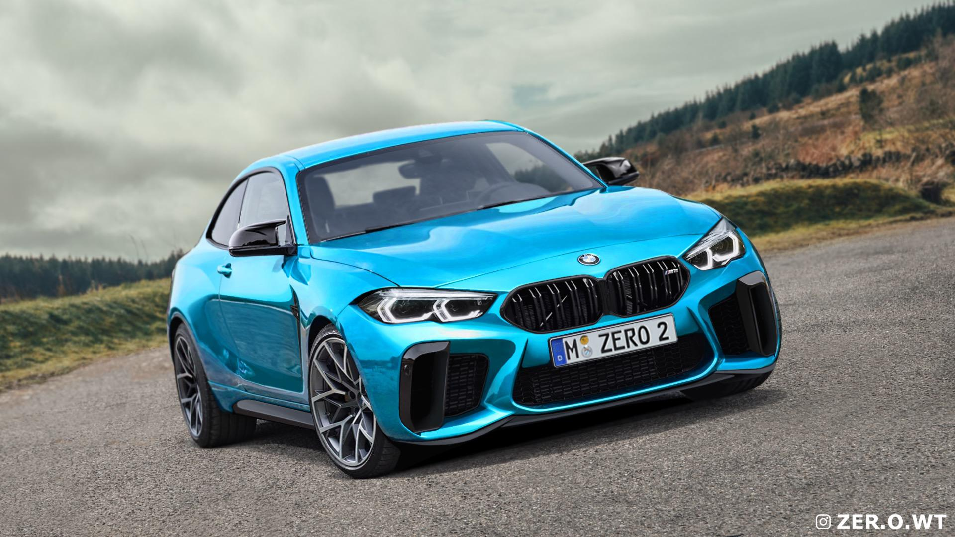 Next-gen 3 BMW M3 (G3) gets first renderings