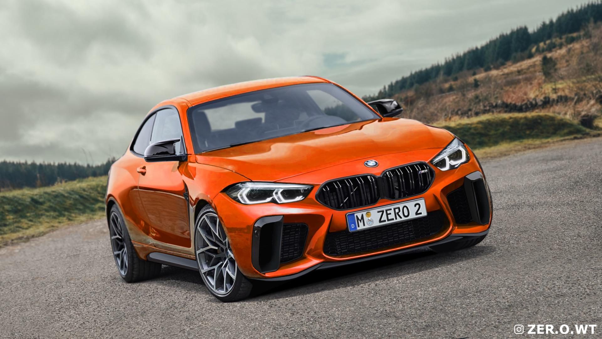 Review 2021 BMW M2