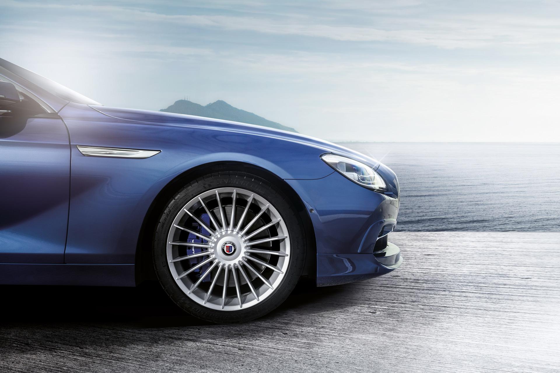 ALPINA wheel design F06