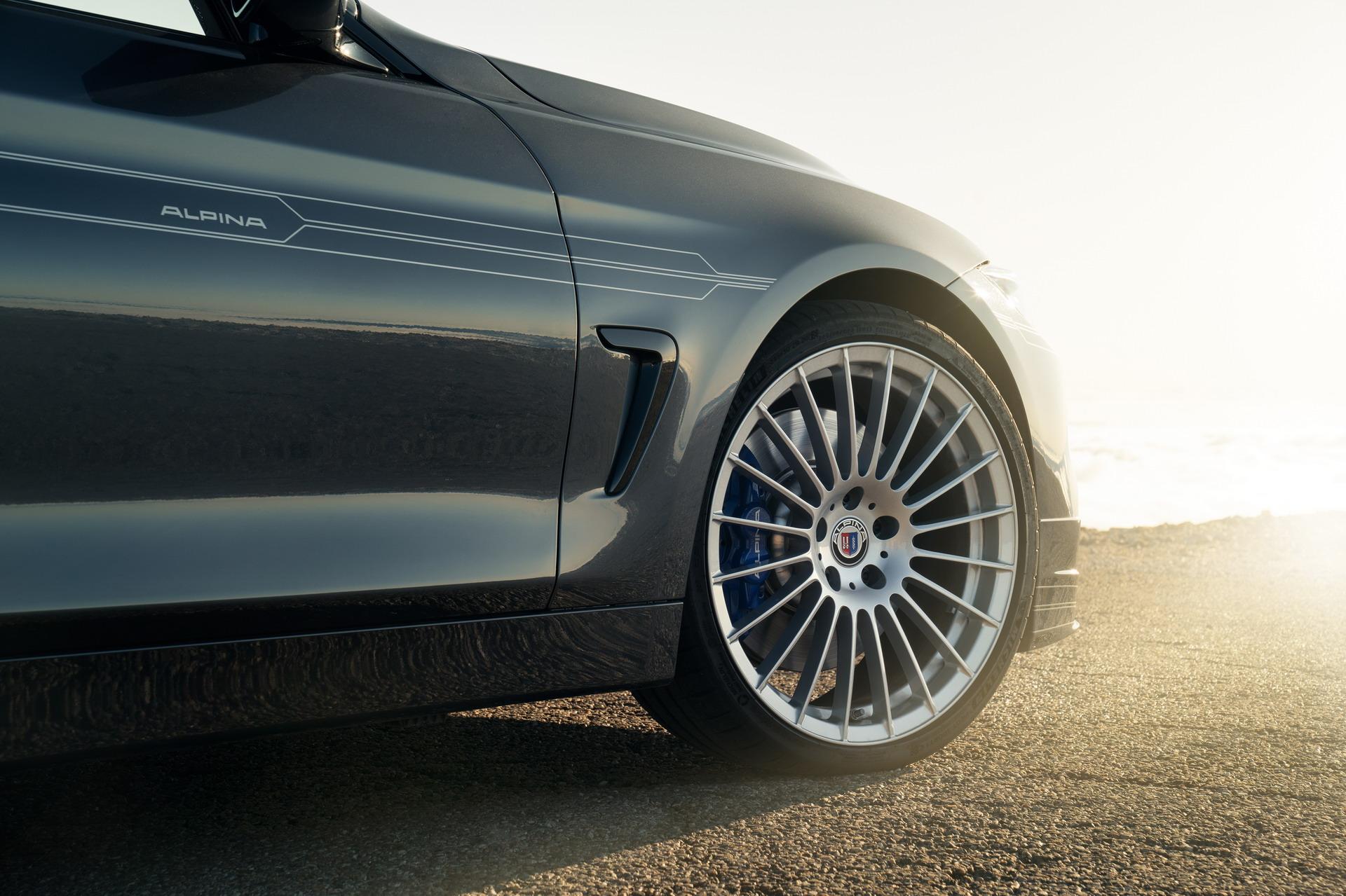 The principle of 20 spokes : History of the ALPINA wheel design -  PistonLeaks
