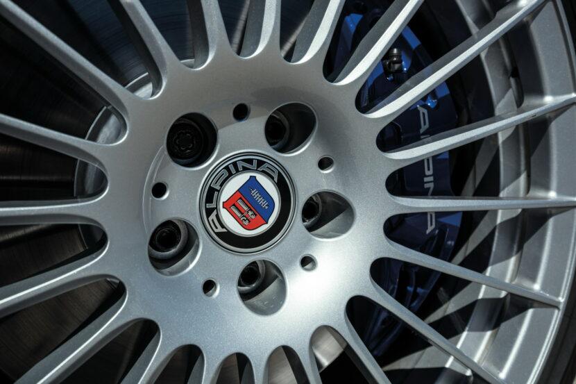 ALPINA wheel design G30 830x553