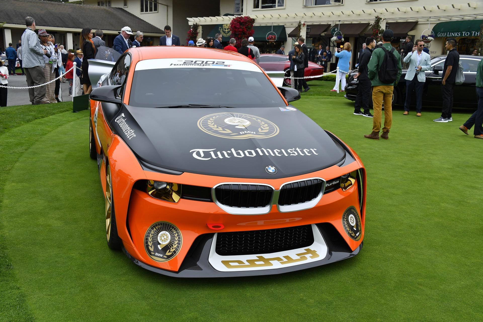 Bmw 2002 Hommage Turbomeister Was Such A Stunning Concept
