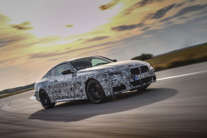 BMW 4 Series Prototype 16 830x553