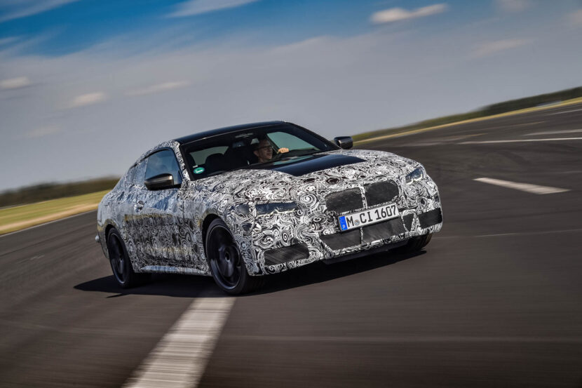 BMW 4 Series Prototype 2 830x553