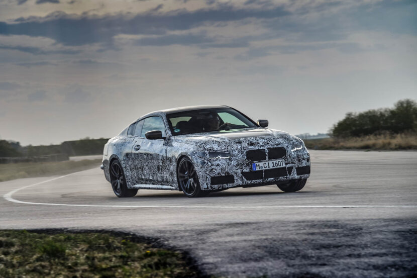BMW 4 Series Prototype 20 830x553