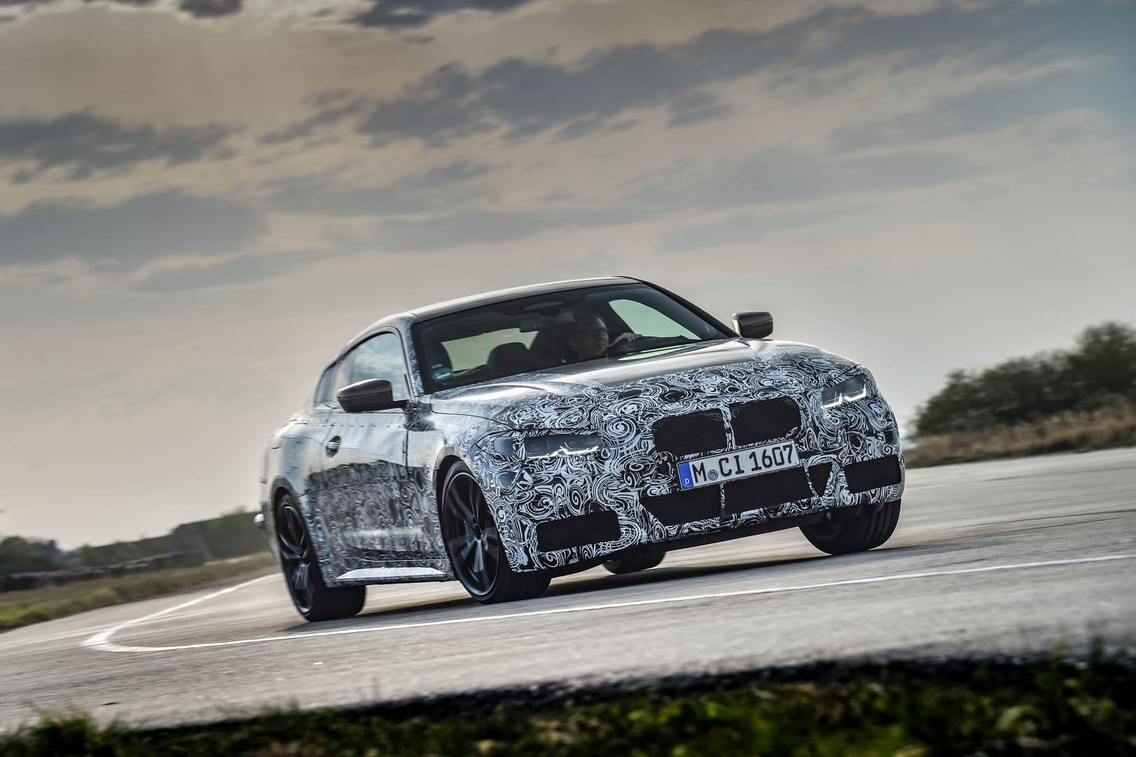 BMW 4 Series Prototype 22