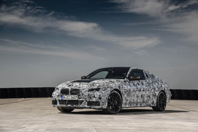 BMW 4 Series Prototype 26 830x553