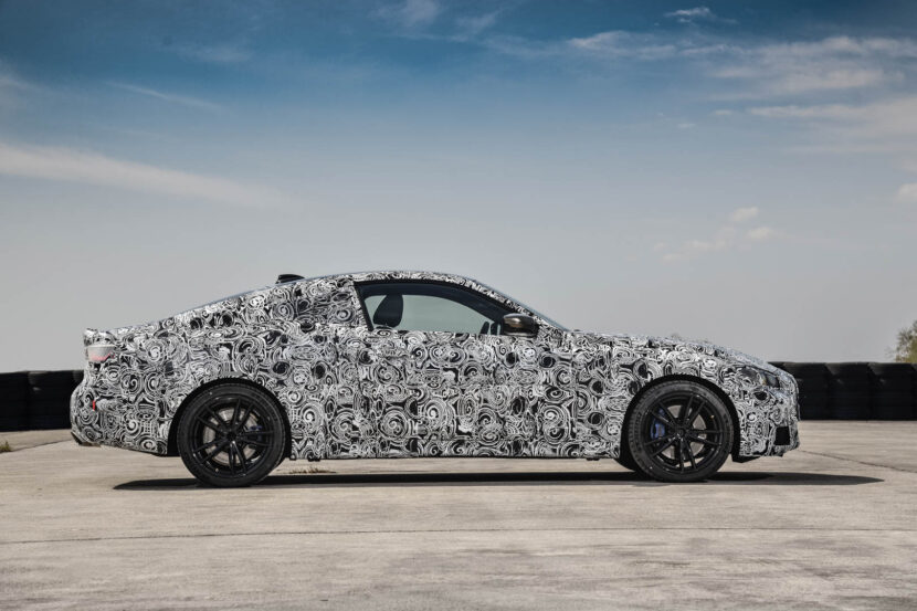 BMW 4 Series Prototype 36 830x553
