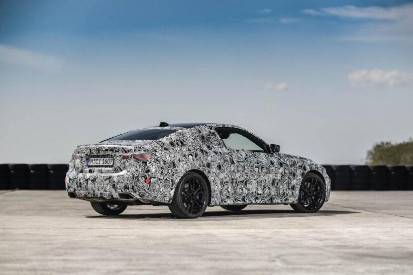 BMW 4 Series Prototype 38 830x553