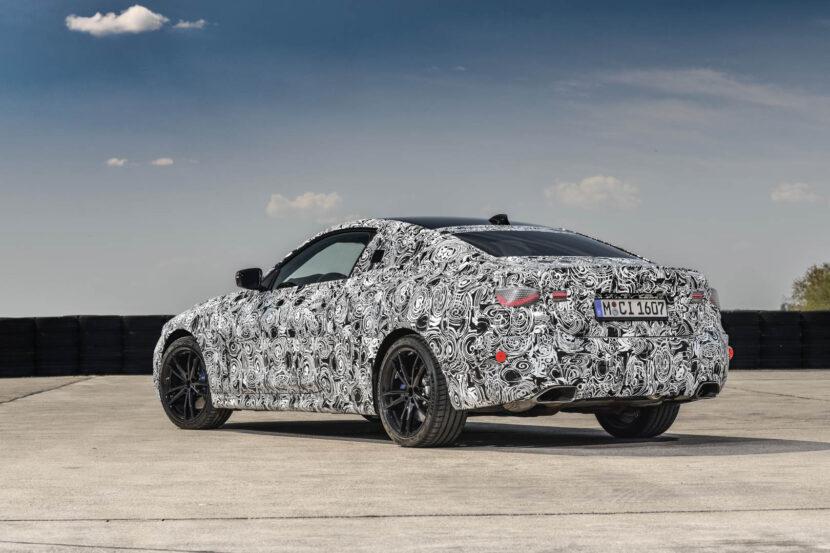 BMW 4 Series Prototype 41 830x553