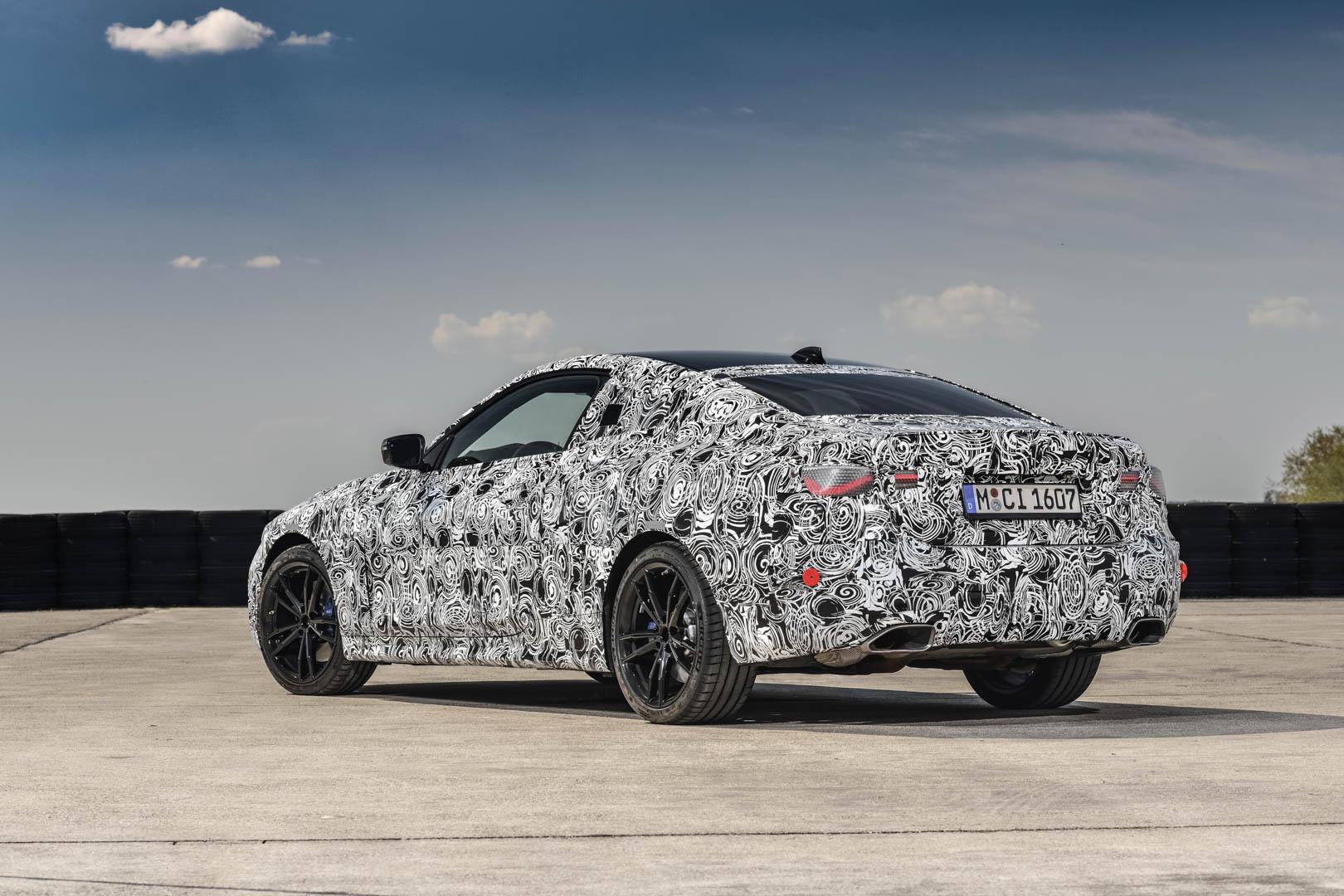 "TEST DRIVE: 2021 BMW 4 Series Prototype - ""The Scalpel"""