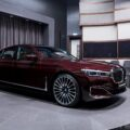 BMW 750Li xDrive in Royal Burgundy Red 1 120x120