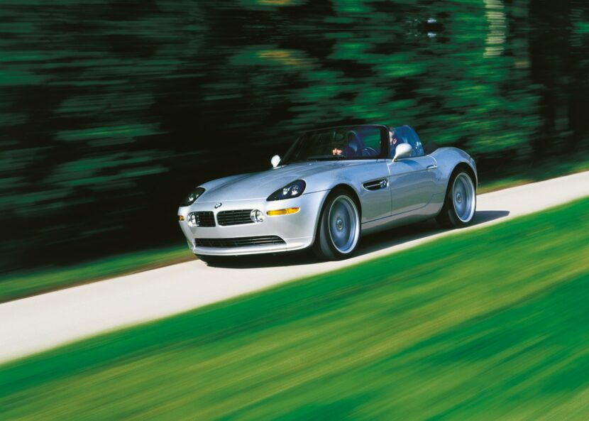 BMW ALPINA Roadster V8 Limited Edition 1 830x593
