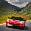 BMW M1 red supercar 11 120x120