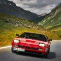 BMW M1 red supercar 11 120x120