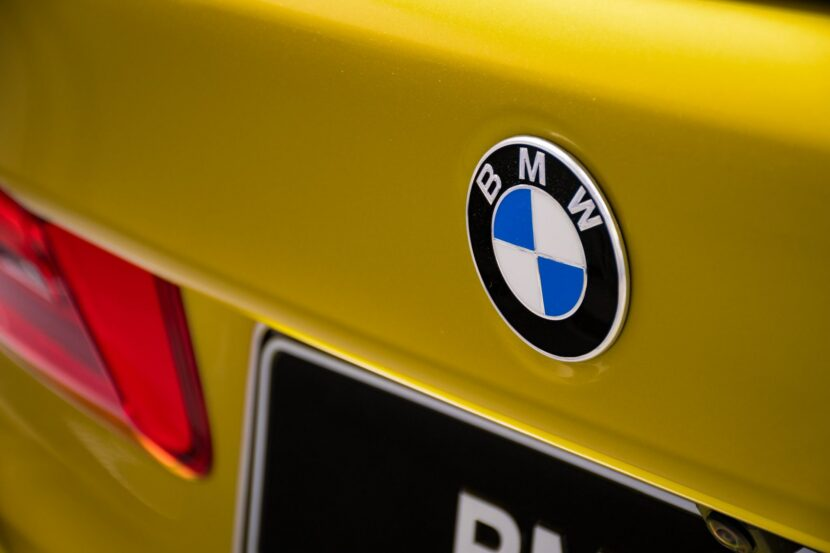 BMW M5 Competition Individual F90 in Austin Yellow metallic 33 830x553