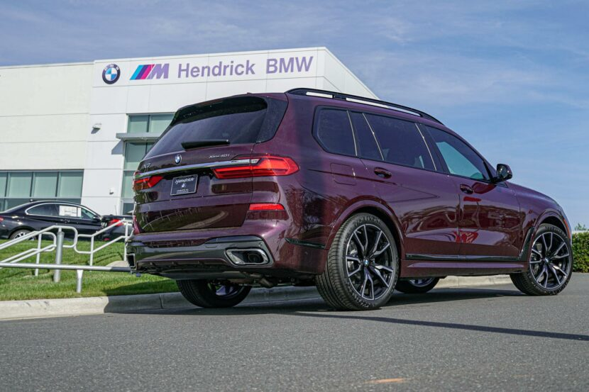 BMW X7 in Ametrin Metallic 09 830x553