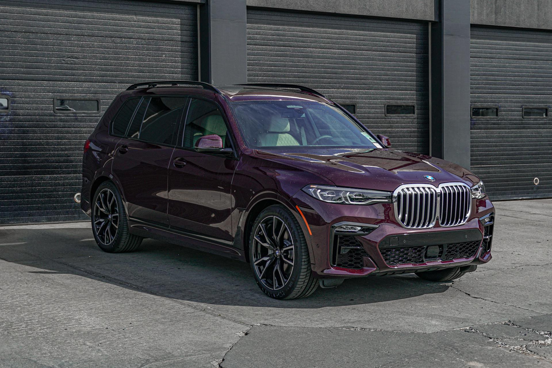 2021 BMW X7 Suv Review and Release date