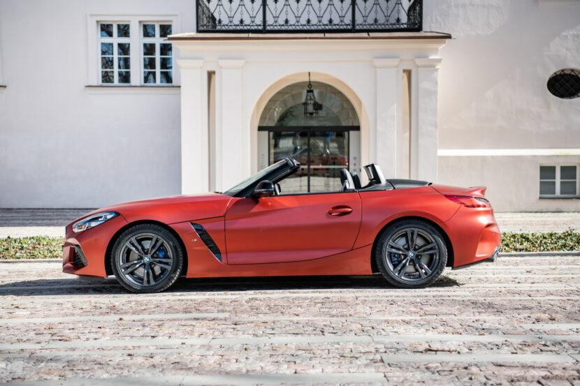 BMW Z4 M40i First Edition Czech market launch 20 830x553
