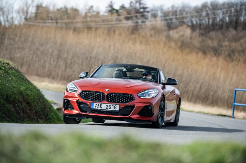 BMW Z4 M40i First Edition Czech market launch 33 830x553