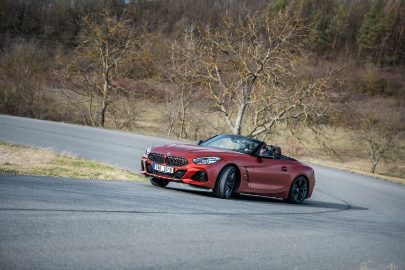 BMW Z4 M40i First Edition Czech market launch 37 830x553