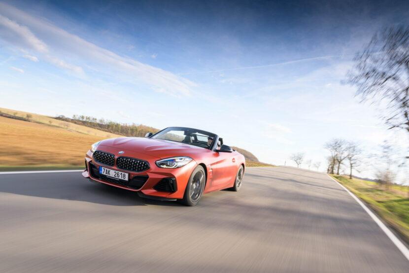 BMW Z4 M40i First Edition Czech market launch 38 830x553