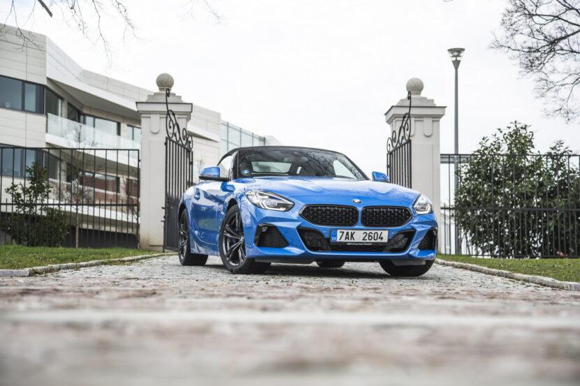 BMW Z4 M40i First Edition Czech market launch 49 830x553
