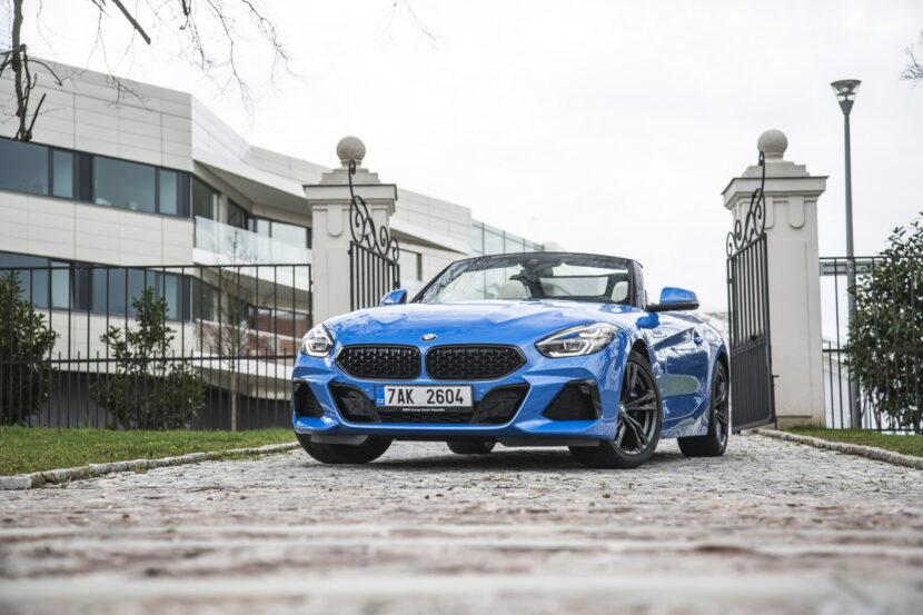 BMW Z4 M40i First Edition Czech market launch 50 830x553