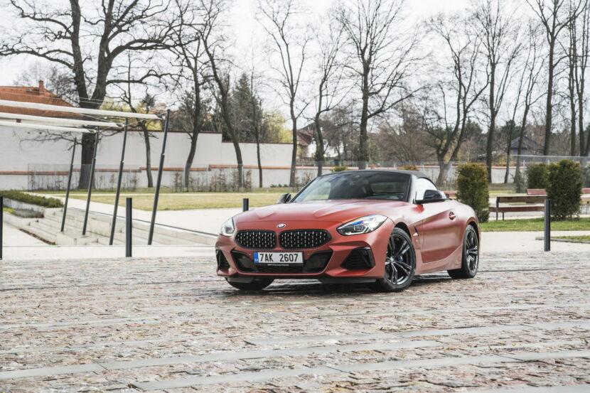 BMW Z4 M40i First Edition Czech market launch 57 830x553