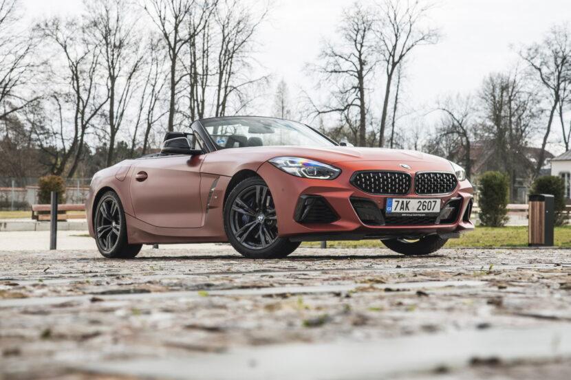BMW Z4 M40i First Edition Czech market launch 59 830x553