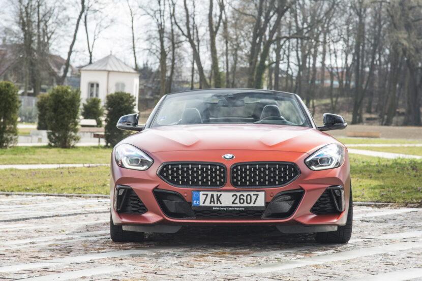 BMW Z4 M40i First Edition Czech market launch 64 830x553