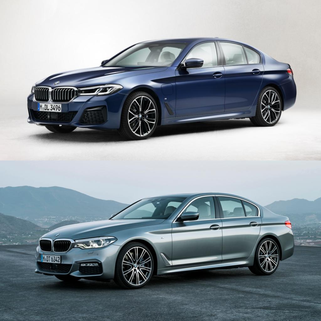 Bmw 2020: 2021 BMW 5 Series LCI: A Short Comparison With The Pre-LCI