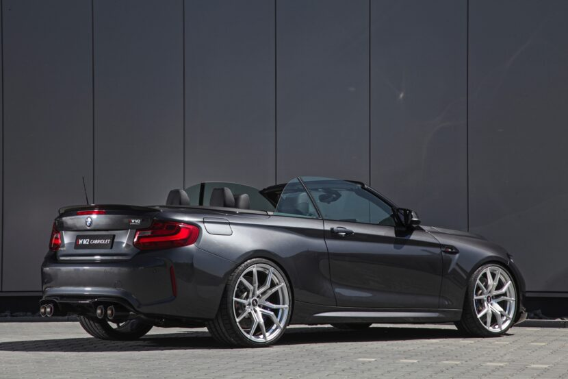 Lightweight BMW M2 Convertible 23 830x553