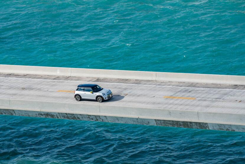 MINI Cooper SE Florida Keys 11 830x554