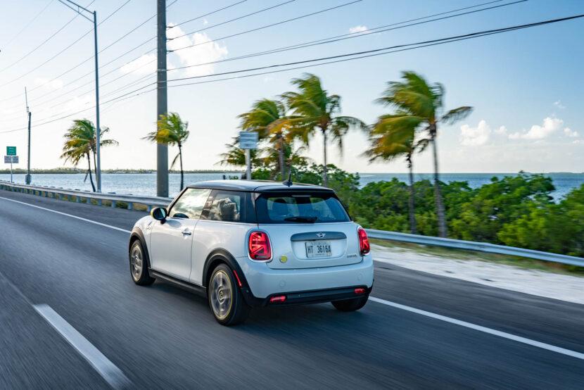 MINI Cooper SE Florida Keys 14 830x554
