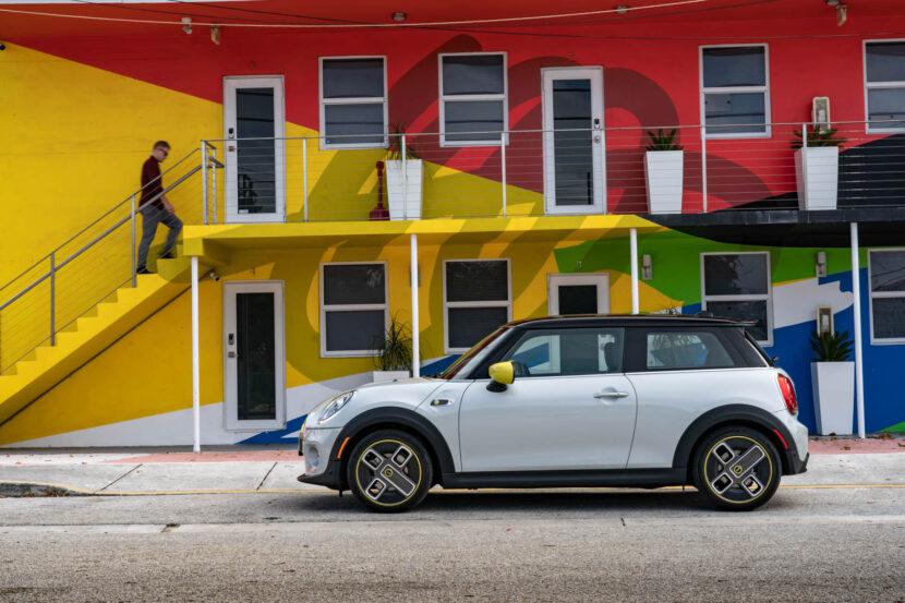 MINI Cooper SE Florida Keys 22 830x553