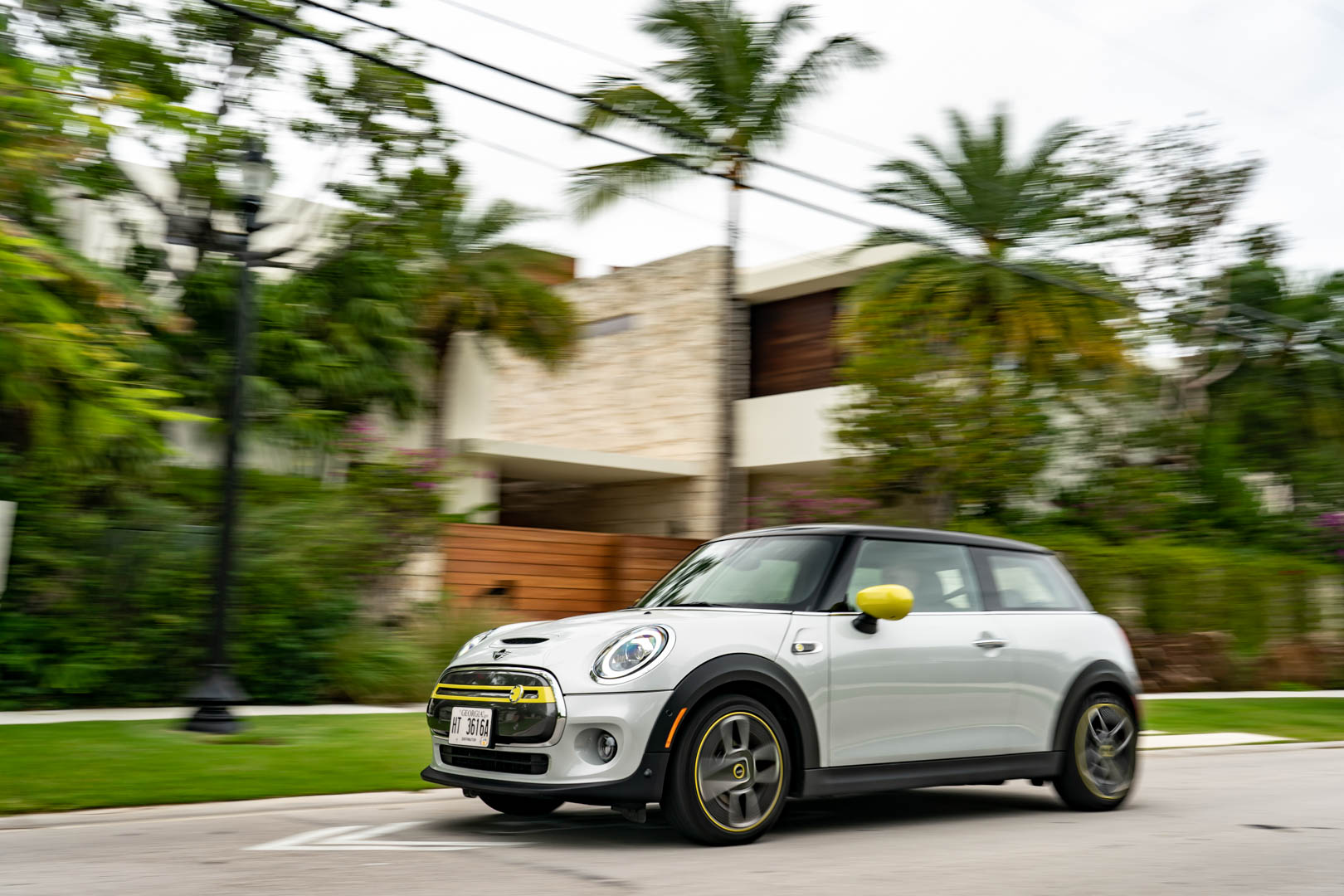MINI Cooper SE Florida Keys 23