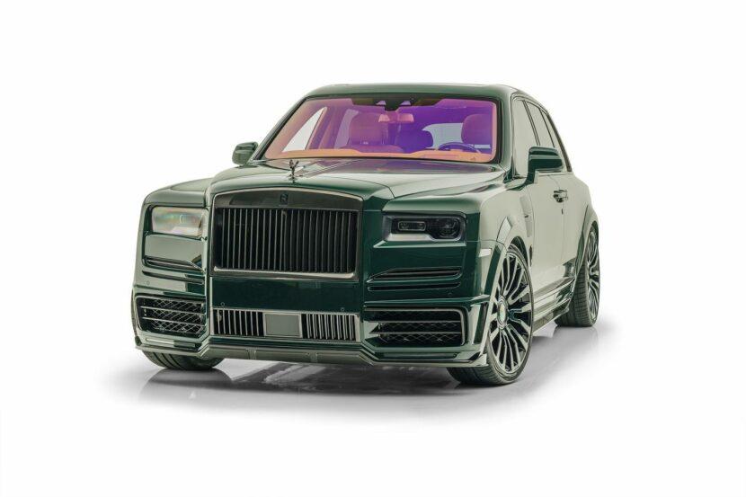 Mansory Rolls Royce Cullinan 1 830x553