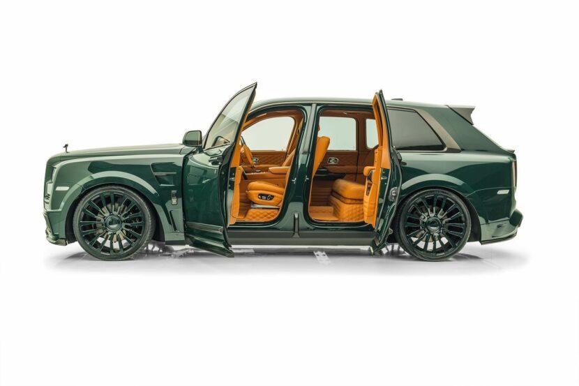 Mansory Rolls Royce Cullinan 6 830x553