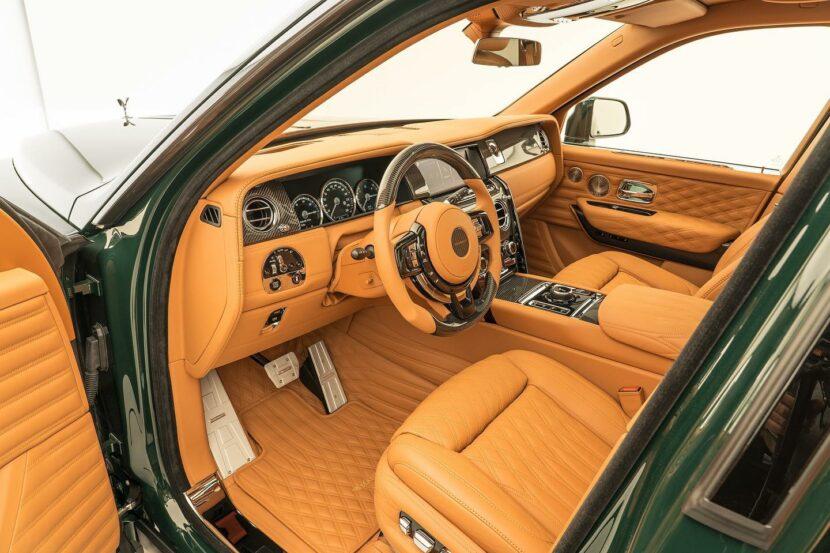 Mansory Rolls Royce Cullinan 7 830x553