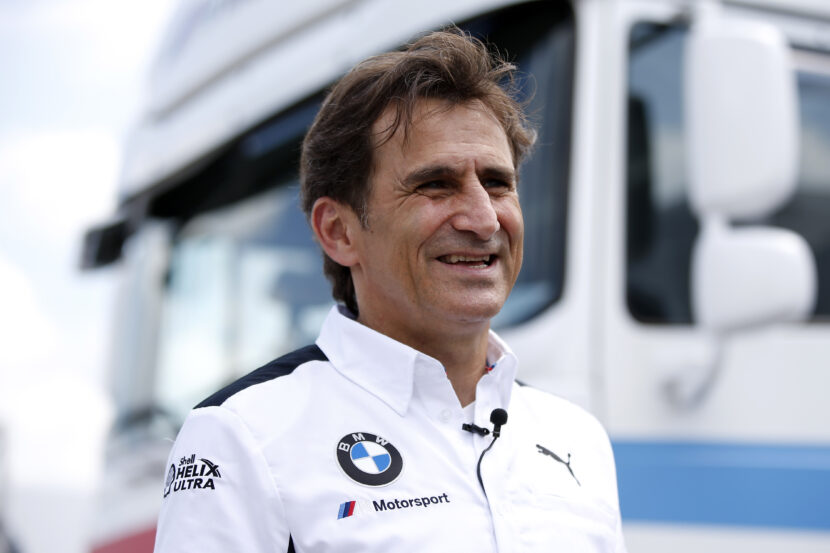"""""""Disability is All Relative"""" -- Documentary About Alessandro Zanardi's Incredible Journey"""
