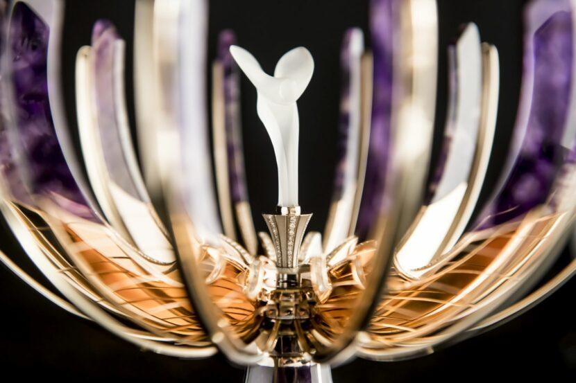 Rolls Royce Spirit of Ecstasy Faberge Egg 1 830x553